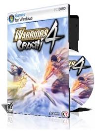 نسخه تست شده با کرک صد در صد سالم (Warriors Orochi 4 (4DVD