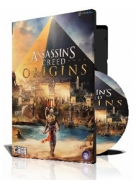 نسخه کرک شده (Assassins Creed Origins PC (12DVD