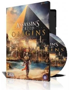 نسخه کرک شده (Assassins Creed Origins PC (12DVD