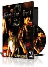 (Resident Evil Zero 0 HD Remaster PS3 Fix 3.55 +(1DVD