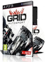 (Grid Autosport Fix 3.55(2DVD