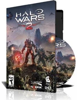 نسخه کامل تست شده با کرک سالم (Halo Wars 2 Complete Edition (8DVD