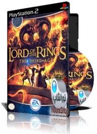Lord Of The Ring Third Age با کاور کامل وقاب و چاپ روی دیسک