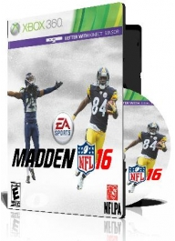 خرید بازی Madden NFL 16