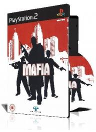Mafia با کاور کامل و قاب وچاپ روی دیسک
