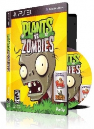Plants VS Zombie ps3