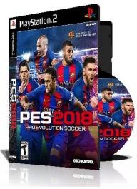 Pro Evolution Soccer 2018 PS2  تعداد محدود