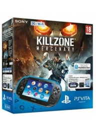Playstation Vita Wifi/3G + Killzone Mercenary + 8GB Ram