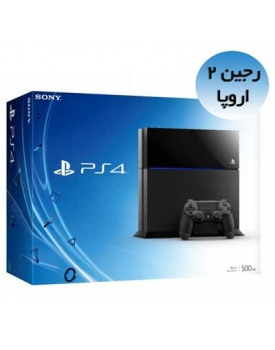 پلی استیشن 4 رجین 2 - PlayStation 4 500 GB R2