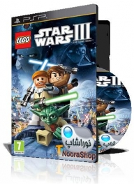 (lego star wars iii the clone wars(PSP