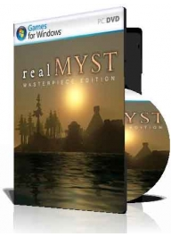 بازی زیبای (realMyst Masterpiece Edition (1DVD