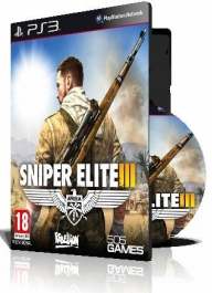(Sniper Elite 3 Fix 3.55+(2DVD