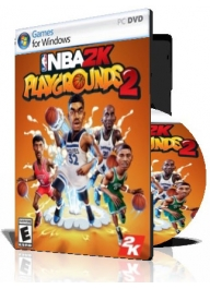 فروش بازی (NBA2K Play Grounds 2 (2DVD