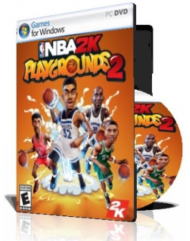 فروش بازی (NBA2K Play Grounds 2 (2DVD