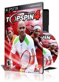 فروش بازی (Top Spin 4 PS3 (2DVD