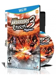 بازی WARRIORS OROCHI 3 Hyper برای وی یو