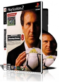 Winning Eleven 8 با کاور کامل و چاپ روی دیسک