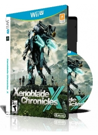 بازی Xenoblade Chronicles X and DLC 8DVD برای وی یو