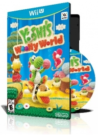 بازی Yoshis Woolly World 2DVD برای وی یو