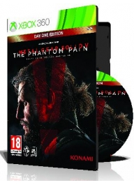 (Metal Gear Solid V The Phantom Pain (2DVD9